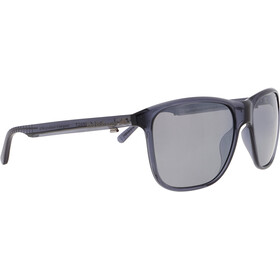 Red Bull SPECT Reach Sunglasses Men, shiny x'tal grey/smoke-silver mirror
